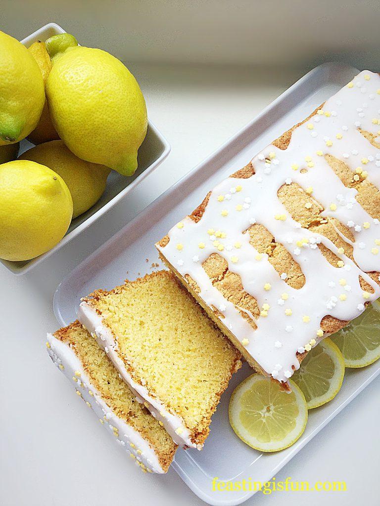 FF Lemon Drizzle Cake