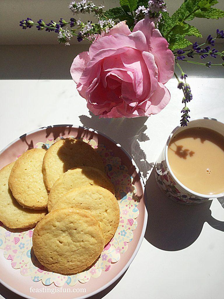 FF Super Easy Shortbread Cookies