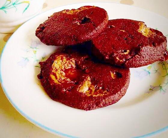 Chocolate Mars Bar Cookies!!!
