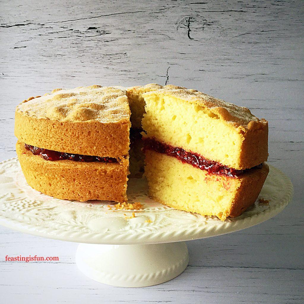 FF Victoria Sponge Cake