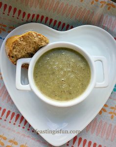 FF Leek And Potato Soup