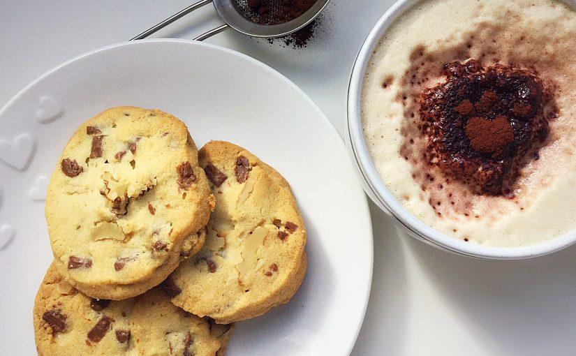 FF Walnut Chocolate Chip Cookies
