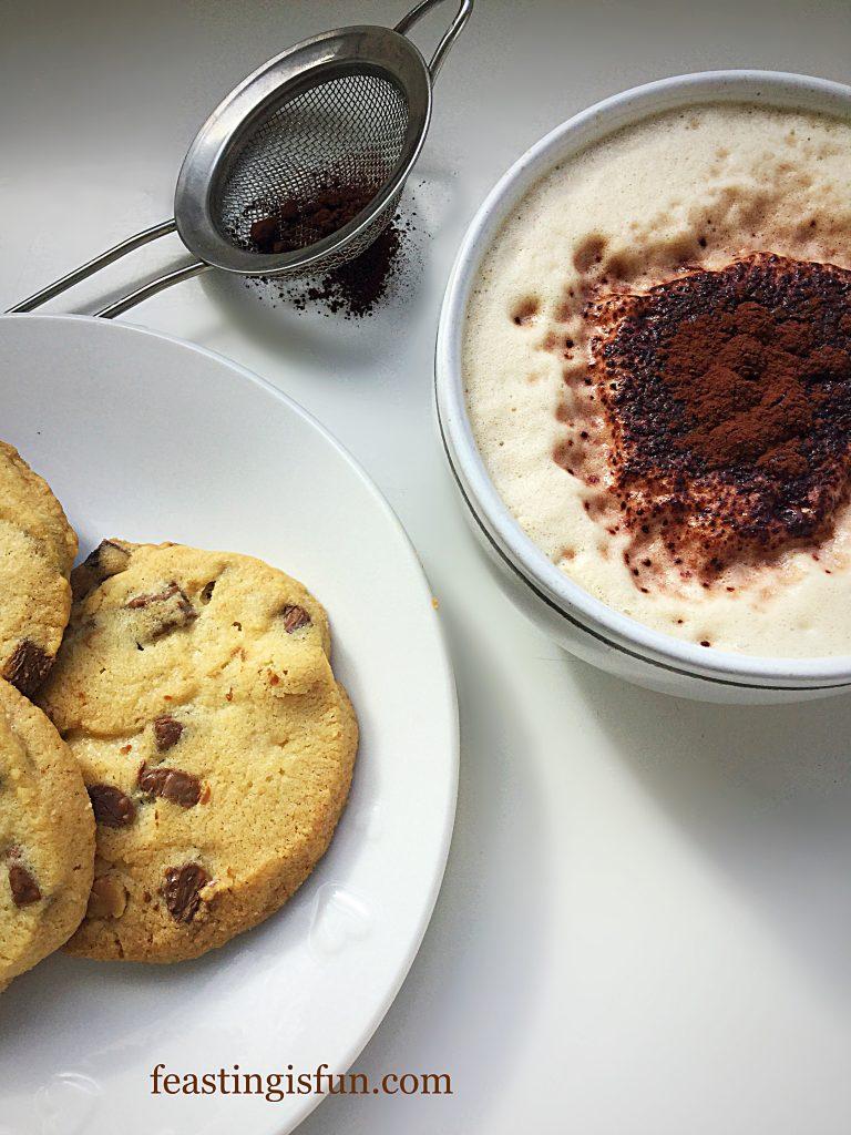 FF Walnut Chocolate Chunk Cookies