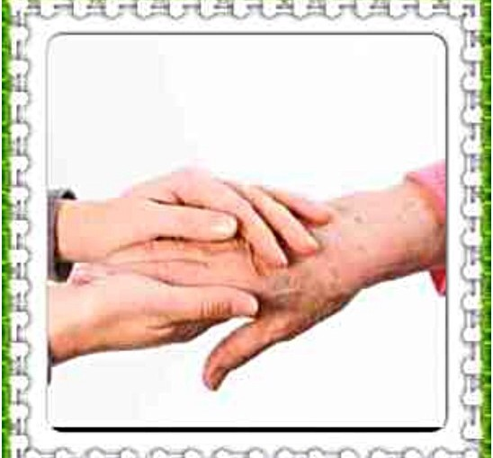 Showing Sharing Loving Caring