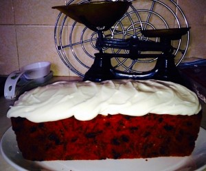 The BEST Carrot Cake with Cream Cheese Frosting.