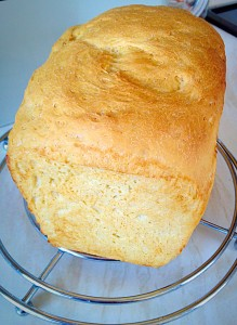 Nothing beats the smell of homemade bread! Mmmmm