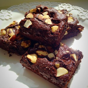 I'm Nuts About Brownies - are you?
