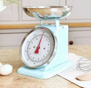 Accurate scales and measuring cups are important.