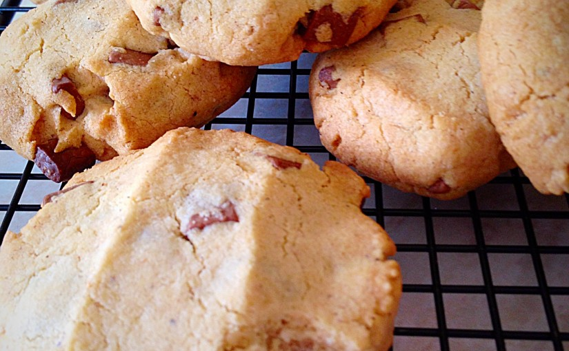 Hazelnut Chocolate Chunk Cookies Gluten Free