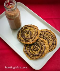 FF Walnut Fig Oat Cookies