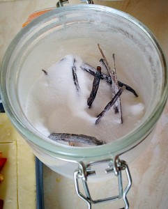 Vanilla Sugar - perfect for popcorn, cakes, coffee - the possibilities are endless!!