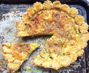 FF Cheesy Vegetable Pasta Bake