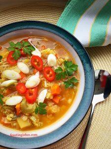 FF Carrot Soup