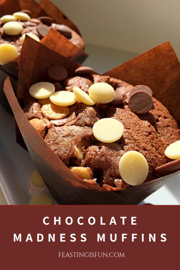 FF Chocolate Madness Muffins