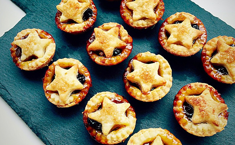 Cream Cheese Pastry Mince Pies