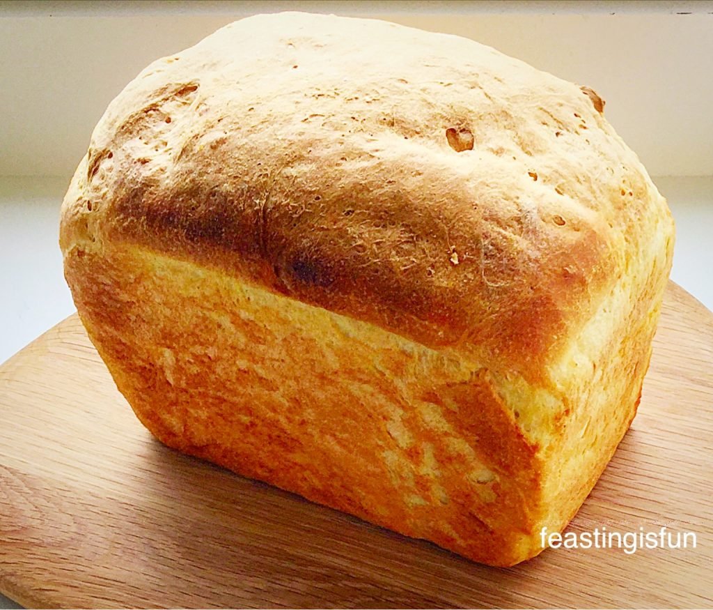 Farmhouse White Bread Loaf