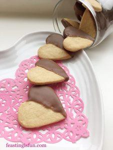 FF Cherry Bakewell Cookies