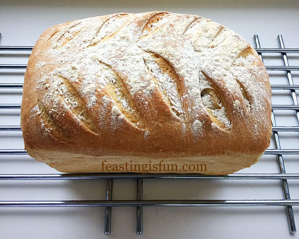 FF Farmhouse White Loaf