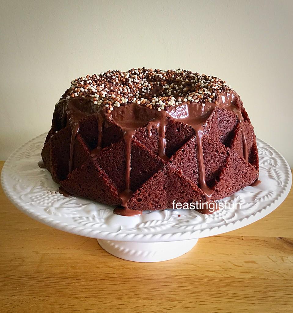 Chocolate Fudge Bundt Cake