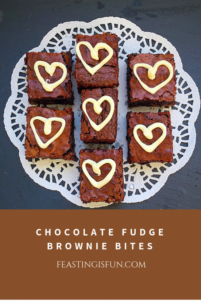 FF Chocolate Fudge Brownie Bites