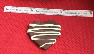 Chocolate Heart Cookies link