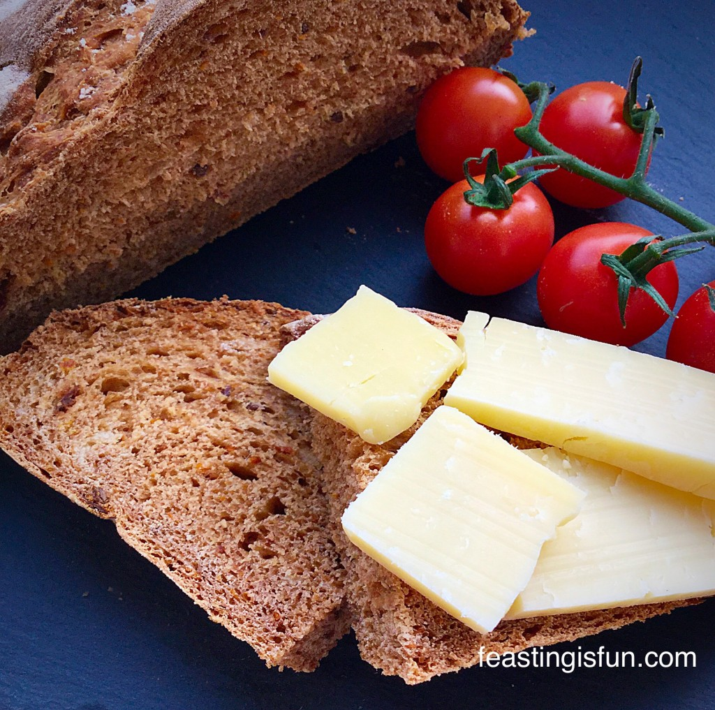 Yummy Sundried Tomato Bread