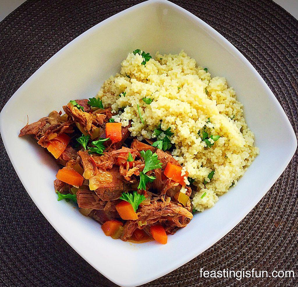 FF Moroccan Lamb Stew