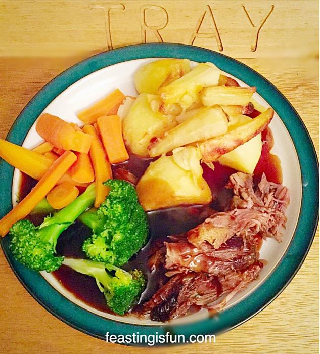 FF Roast Lamb Dinner