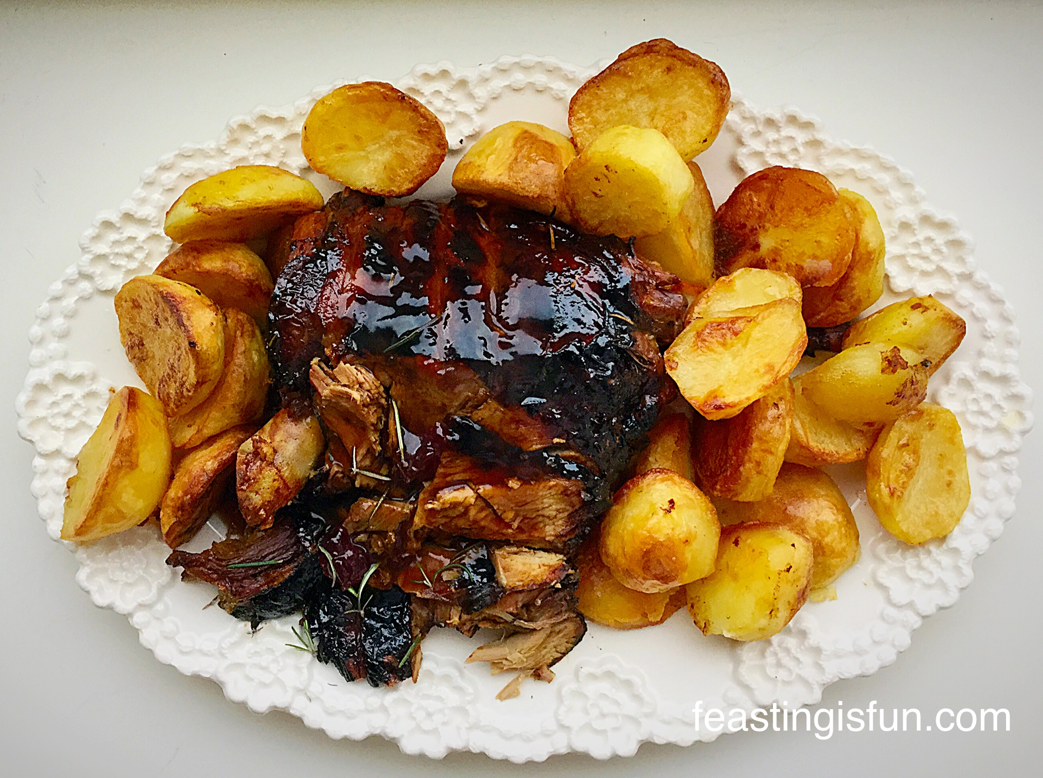 If you have enjoyed this Slow Roasted Lamb Shoulder you may also like ...