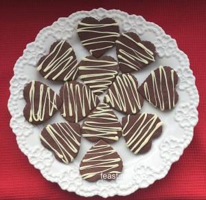 MT Chocolate Heart Cookies