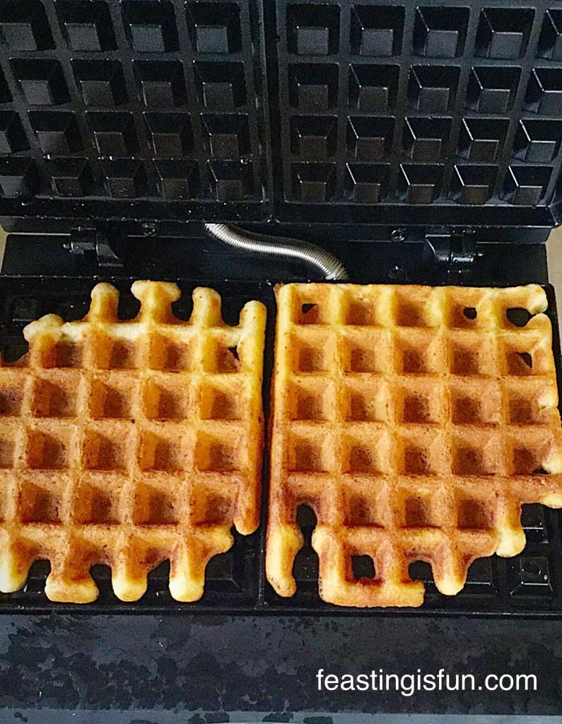 AJ Vanilla Bean Waffles