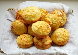 BN Cheese Bacon Breakfast Muffins