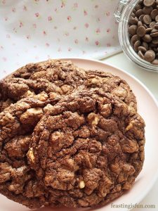 FF Rolo Chocolate Cookies