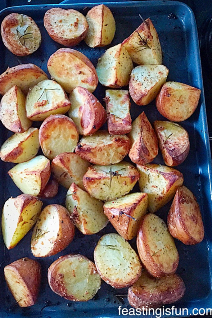 FF Herb Roasted Red Potatoes
