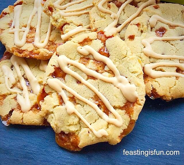 FF Caramac Caramel Cookies