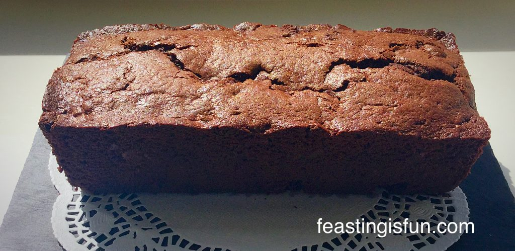 FF Double Chocolate Chip Loaf Cake
