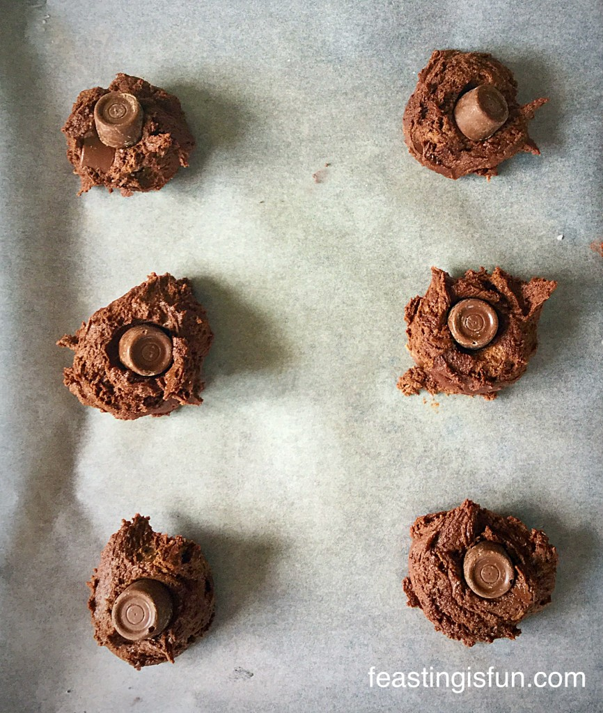 R Rolo Chocolate Cookies