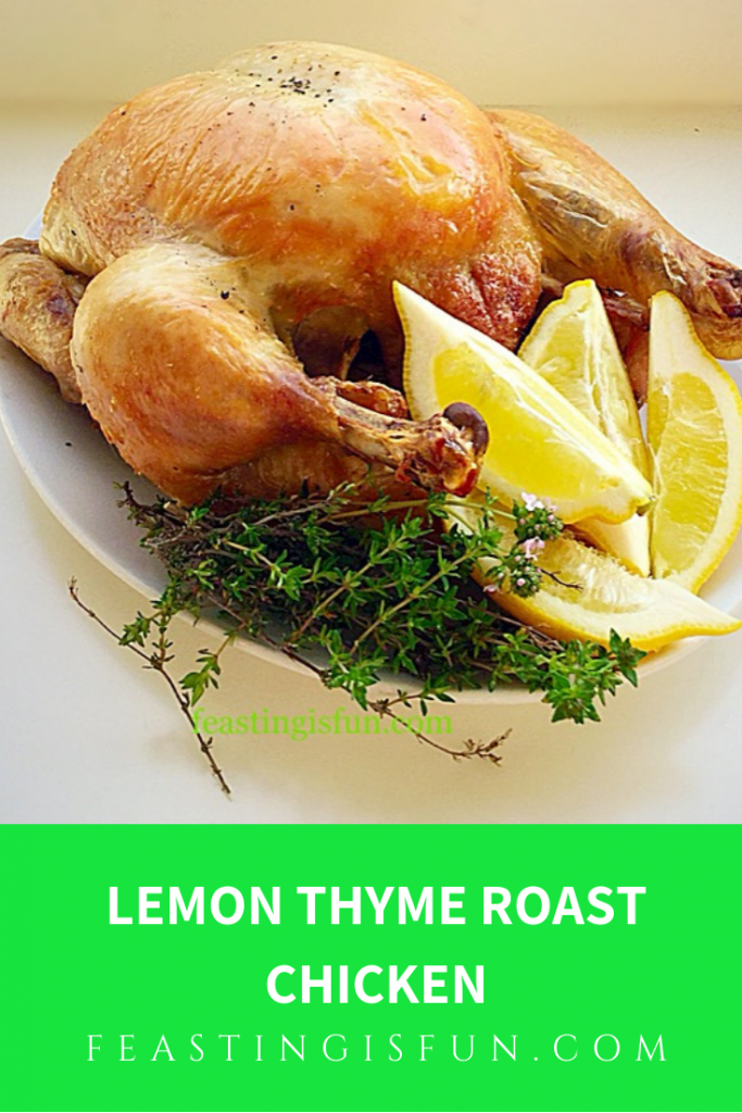 FF Lemon Thyme Roast Chicken