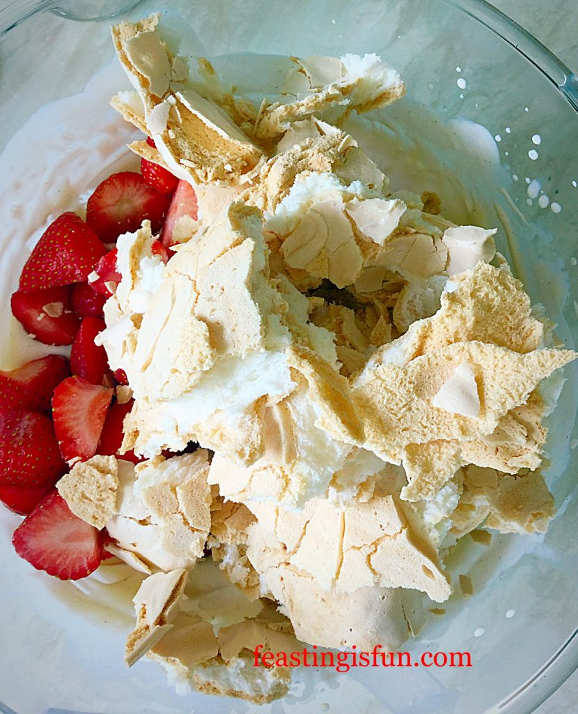 FF Strawberry Eton Mess