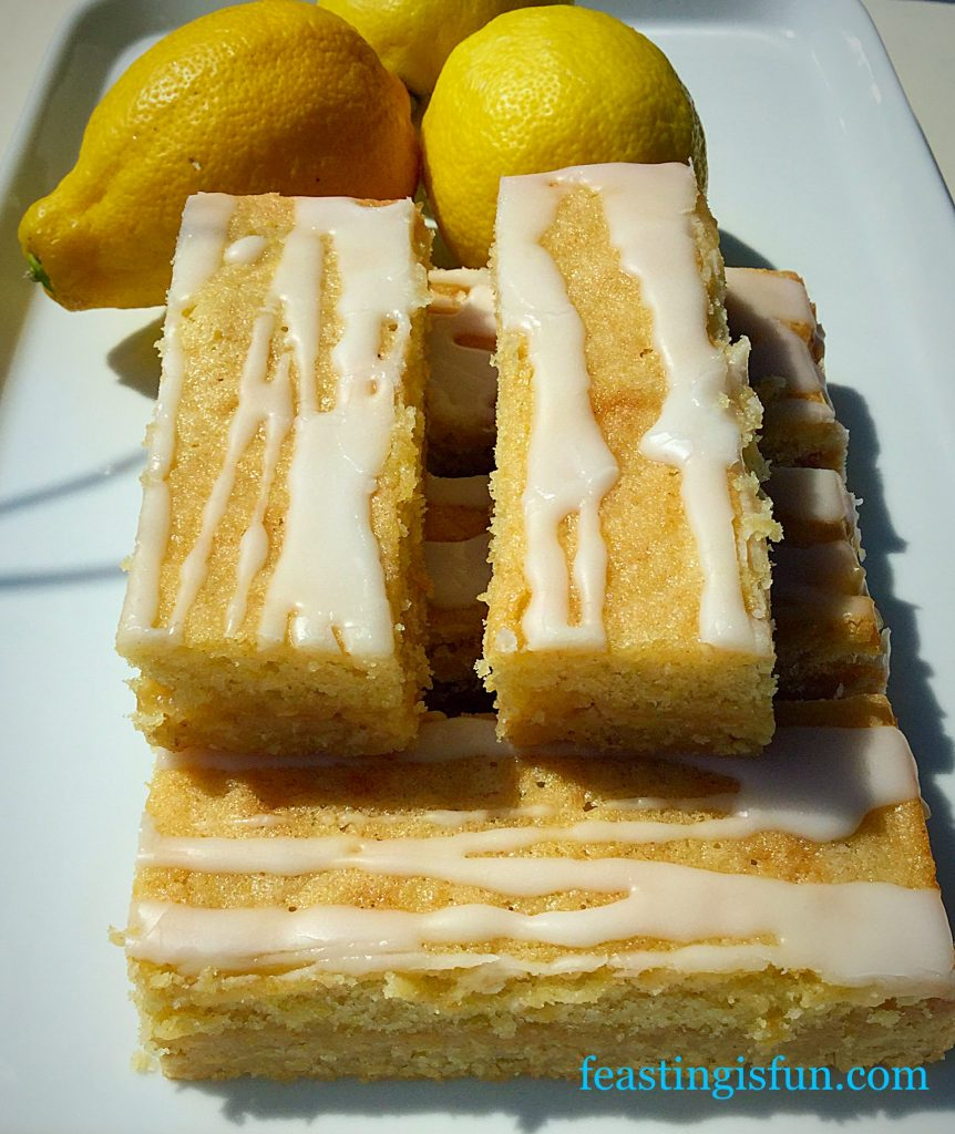 Luxury Lemon Drizzle Cake Recipe
