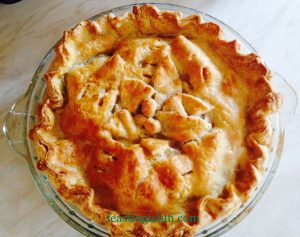 FF Amazing Apple Pie