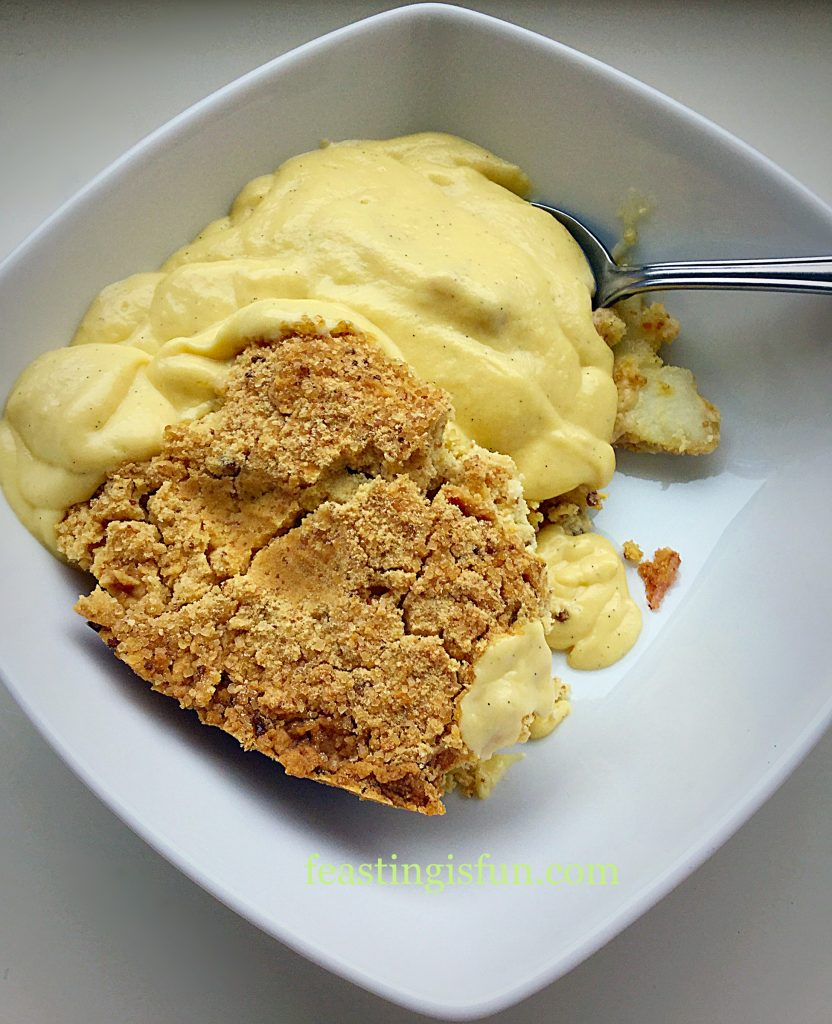 FF Toffee Apple Crumble