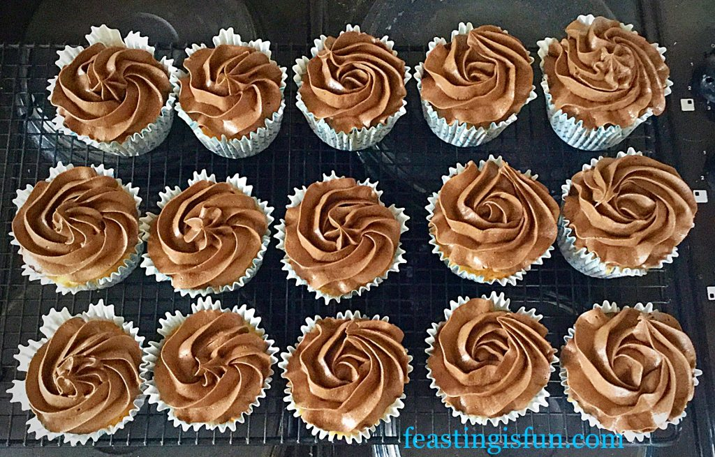FF Thanking Teacher Cupcakes