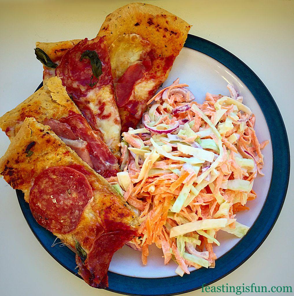 FF Sun Dried Tomato Base Pizza