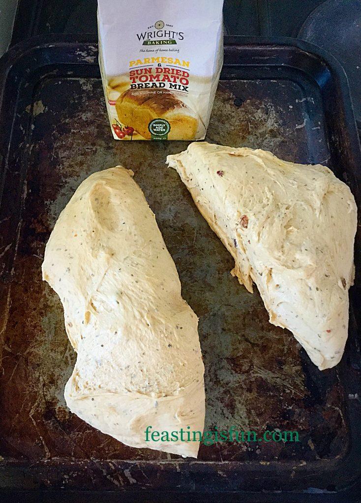 FF Sun Dried Tomato Bread Pizza