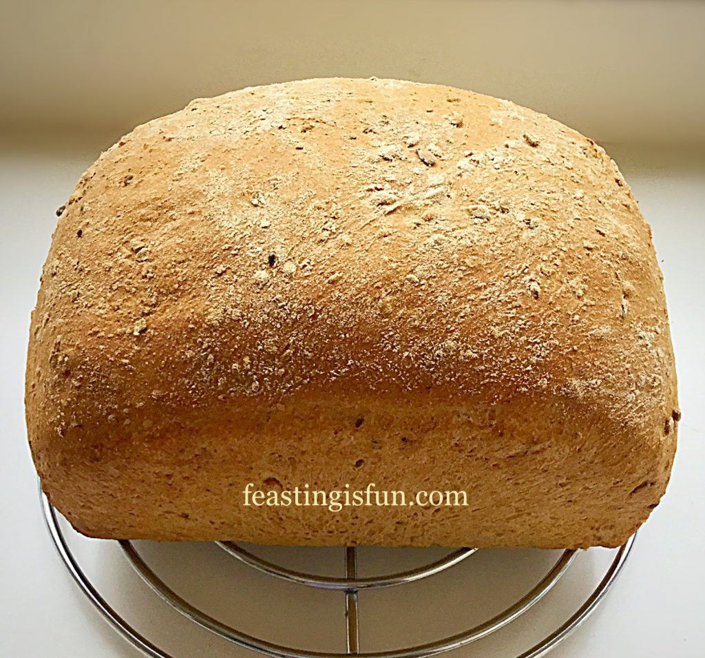 FF Large 3 Malts Sunflower Loaf