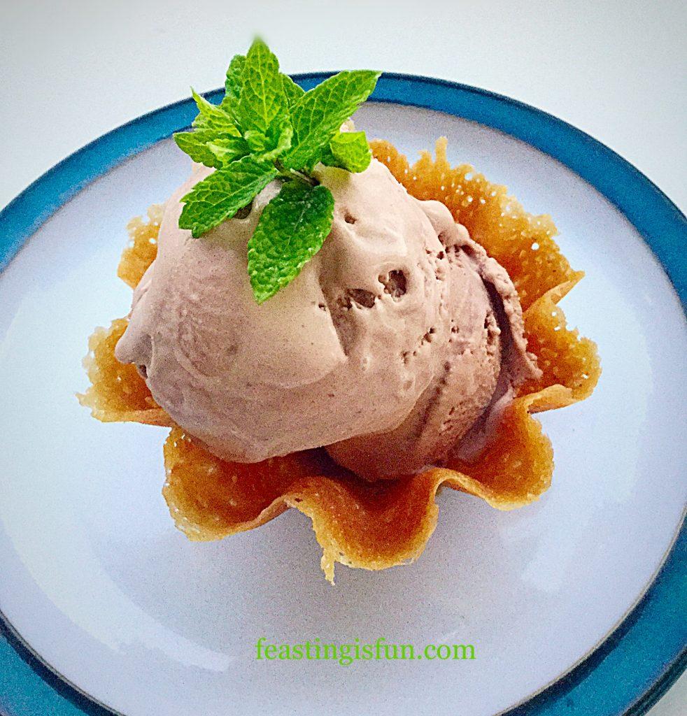 FF Mint Chocolate Milkshake Ice Cream