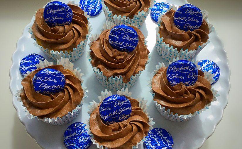 Thanking Teacher Cupcakes