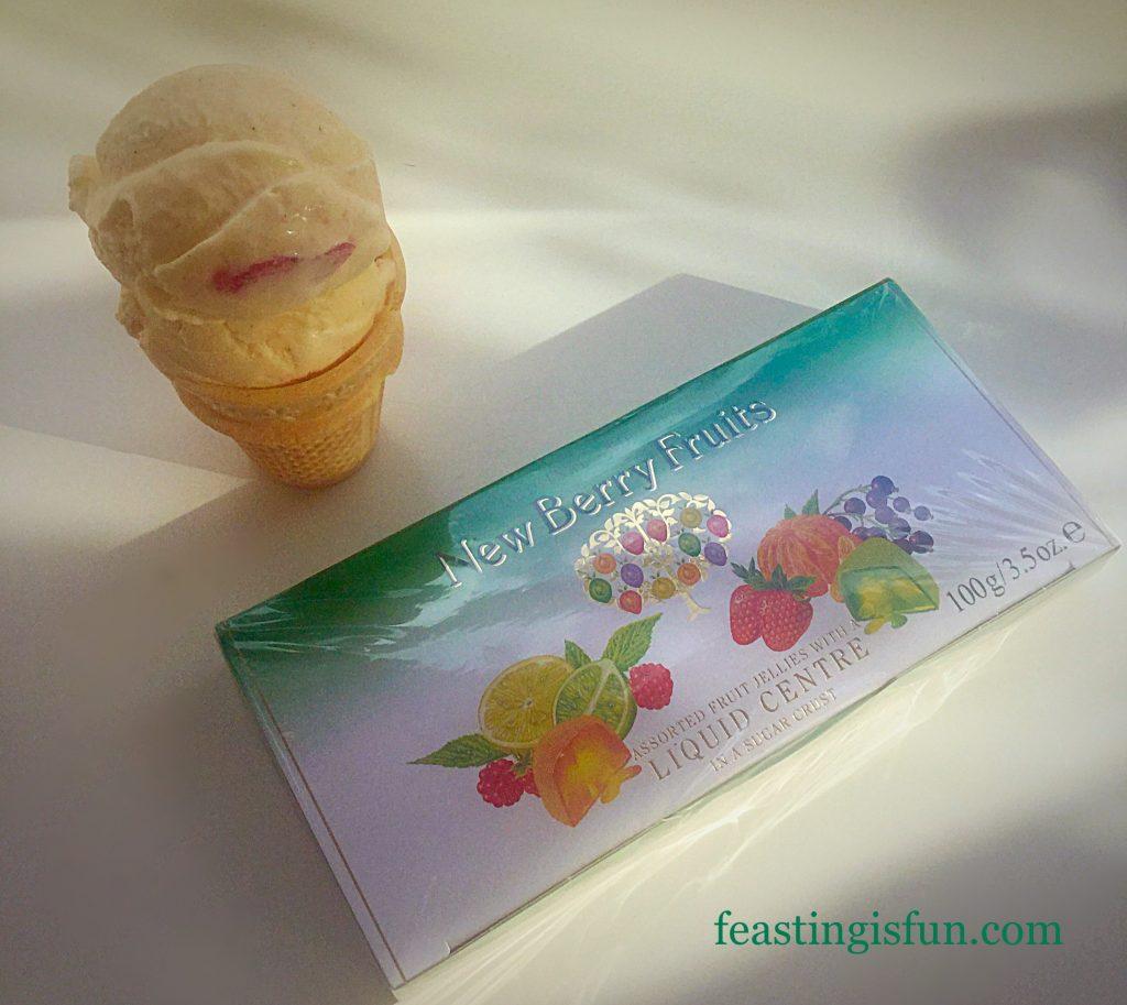 FF New Berry Fruits Ice Cream