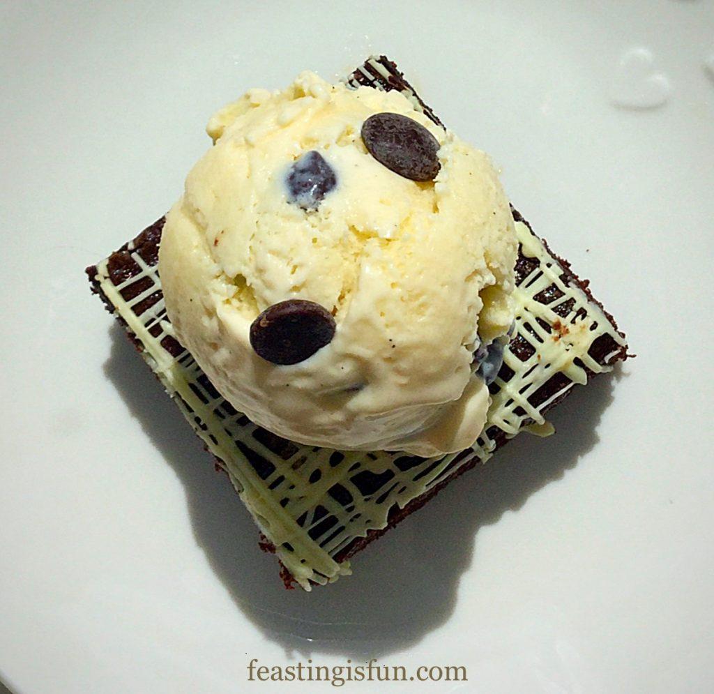 FF Vanilla Fudge Chocolate Brownies.